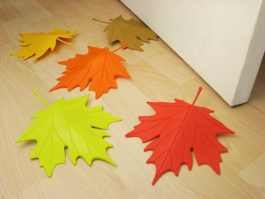 leaf door stopper