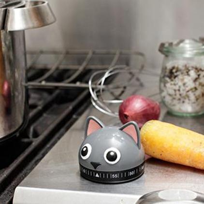 Kitty Kitchen Timer
